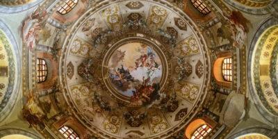 Basilica di San Vitale. Ravenna, italy
