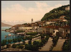 Bellagio Lago di Como, Italy