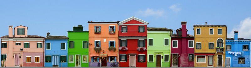 Burano Italy Venice