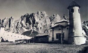 Cappella Santissima Trinità, Cortina d'Ampezzo