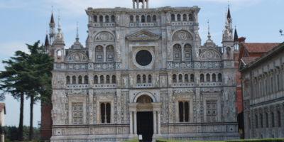 Certosa di Pavia monasetry, Pavia Lombardia Italy