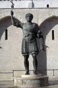 Colossodi Barletta, Colossus of Barletta