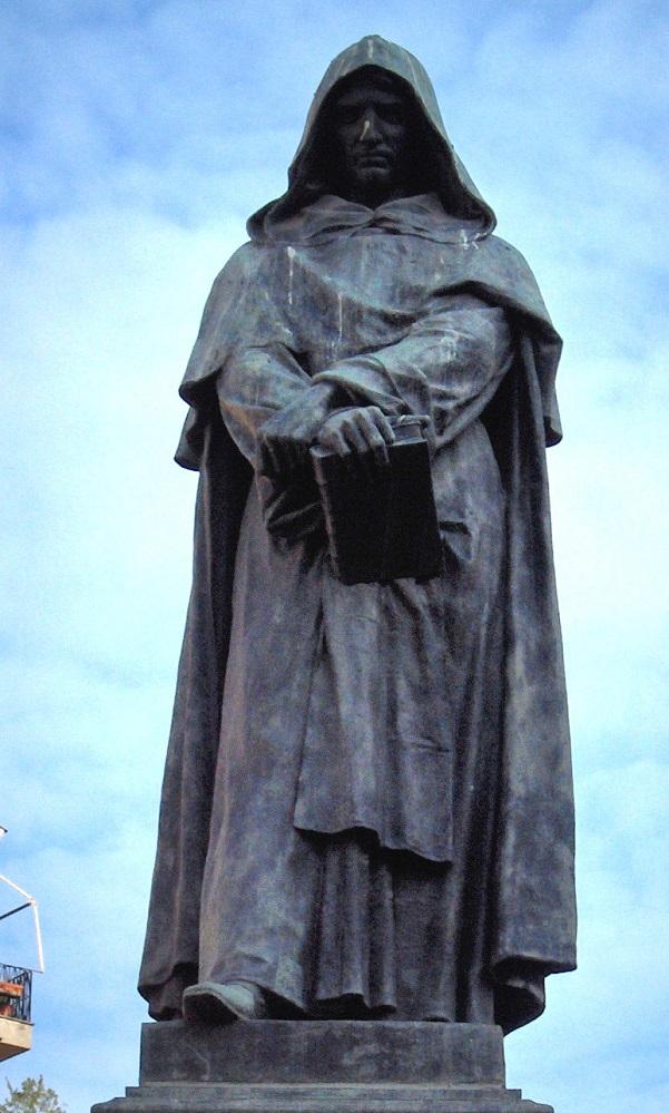 Giordano Bruno statue, Rome