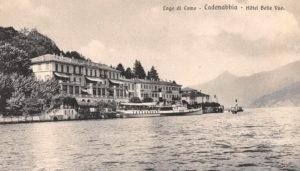 Hotel Belle Vue, Lago di Como