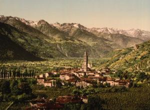 Madonna di Tirano, Tirano, Italy