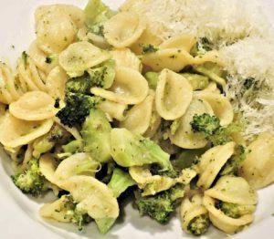 brecchiette pasta italiano