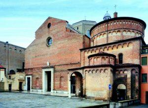Padova Katedral Padua Italya Mimari Bina Church