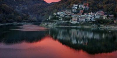 rieti sunset lazio italy