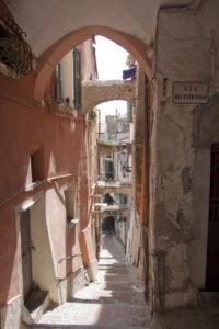 Sanremo Via Riccobono La Pigna Riviera Liguria
