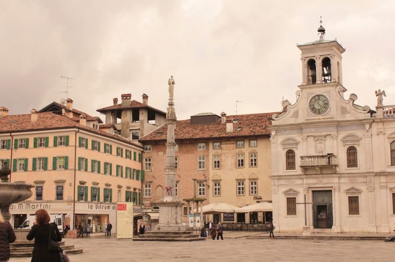 Udine Hauptplatz