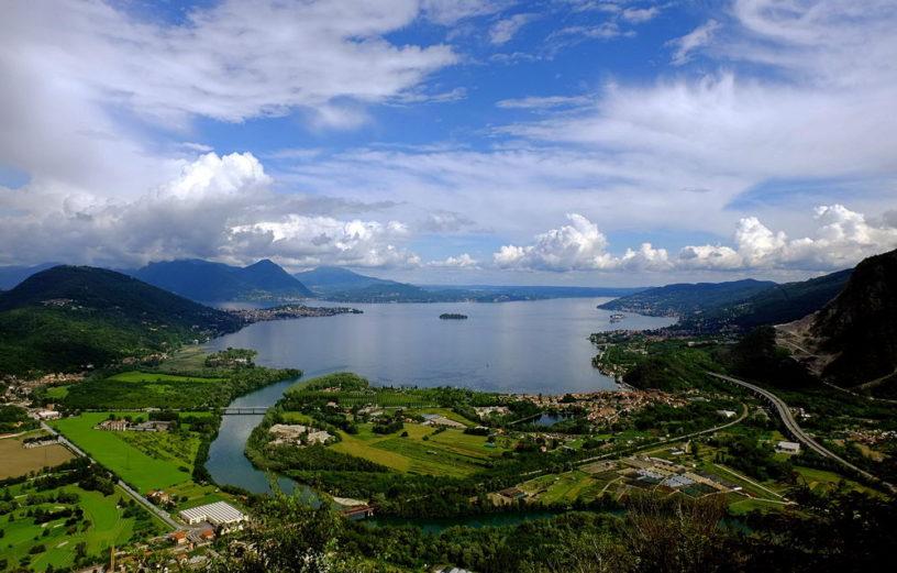 Lago Maggiore Italya Verbania Stresa Verbano-Cusio-Ossola