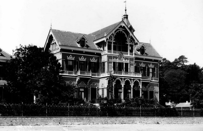 Almanya Federal Cumhuriyeti Büyükelçiliğinin Yazlık Rezidansı, 1893