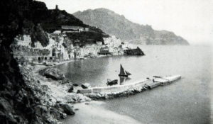 Amalfi coast (Costiera Amalfitana) 1907