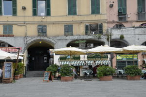Antica trattoria del porto Genova, Italia
