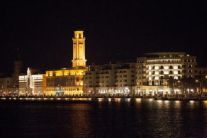 Bari Waterfront, Italy