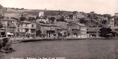 Burgazada, Burgaz Adası, Antigone, Αντιγόνη
