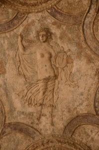 pompeei relief naples Italy