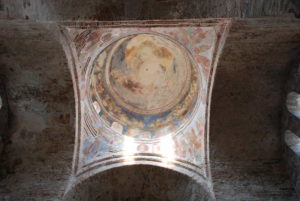 trabzon Hagia sophia church dome
