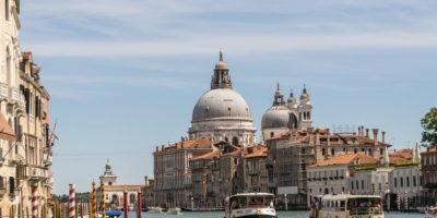venedik Venice Canal Grande