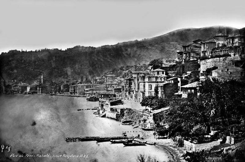 Yenimahalle, Σκληθρίνα 1880