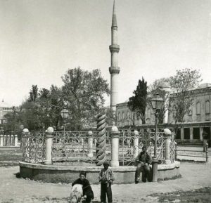 Serpent Column,Serpent Column, Yılanlı Sütun Hippodrome of Constantinople