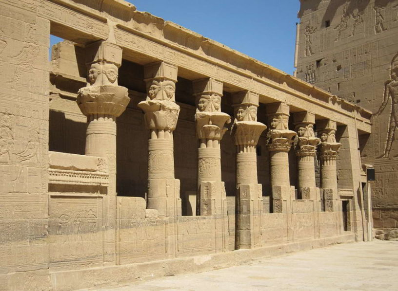 horus temple egypt