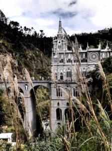 colombia Las Laias cathedral