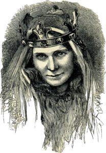 Celtic queen