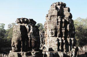 Bayon Siem Reap Temple