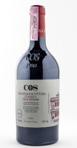 Sicily wine Vittoria DOCG