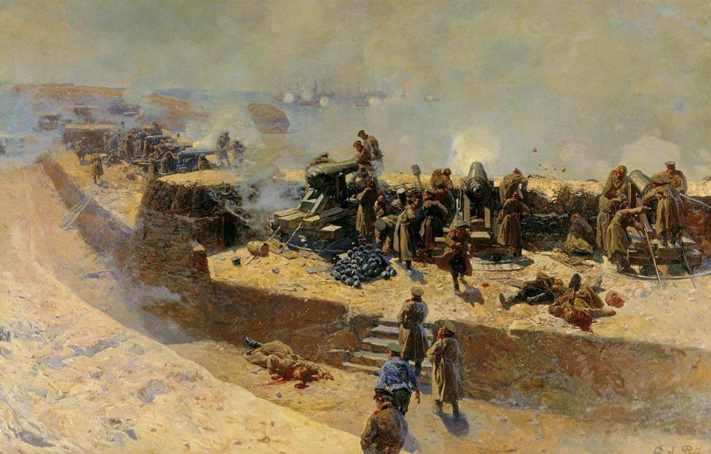 Crimean War of 1854