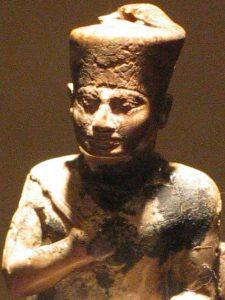 Statue of the Pharaoh Khufu
