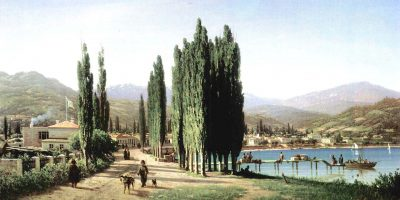 Old photos of Sukhumi, capital of Abkhazia