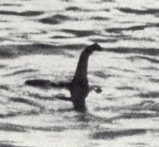 Hoaxed photo of the Loch Ness Monster from 21 April 1934.
