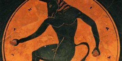 Myth of the Minotaur, Minotaur, Minotauros, Minotor (Μινώταυρος)