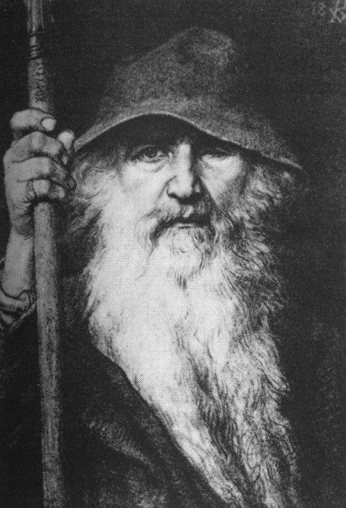 Odin, the Wanderer
